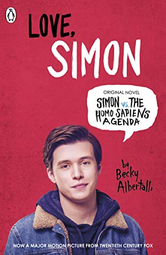 Love Simon: Simon Vs The Homo Sapiens Agenda Official Film Tie-in from Penguin