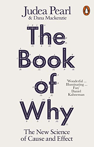 The Book of Why: The New Science of Cause and Effect from Penguin Books UK