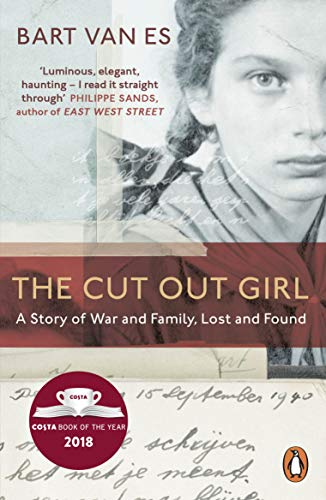 The Cut Out Girl: A Story of War and Family, Lost and Found: The Costa Book of the Year 2018 from Penguin