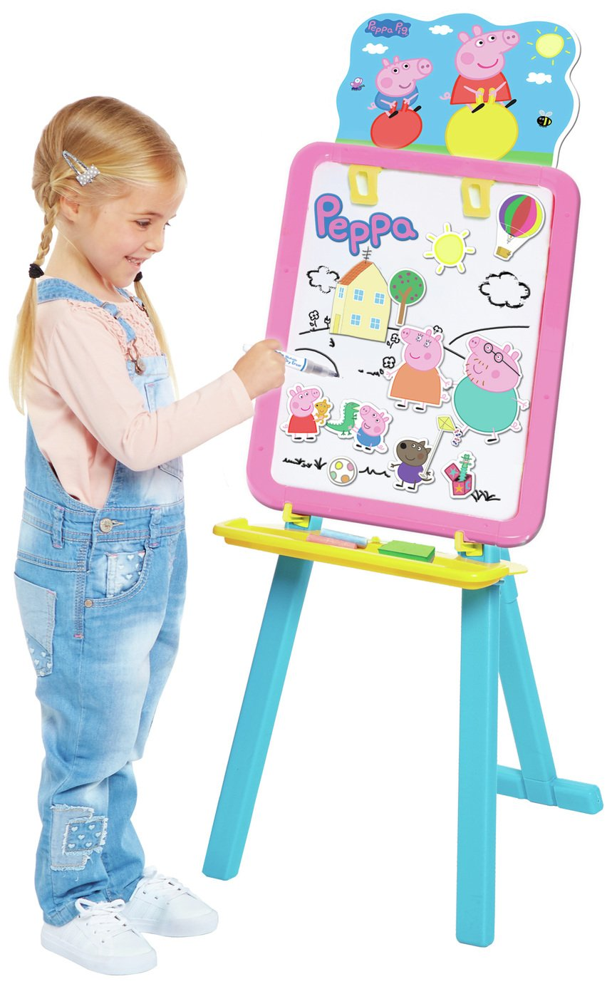 Peppa Pig - Deluxe Easel Playset from Peppa pig