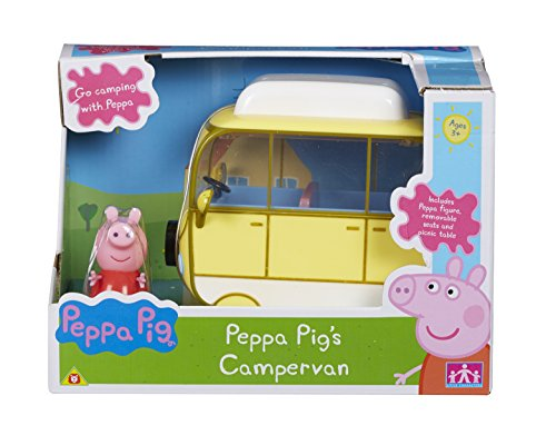 "Peppa Pig 06060 ""Campervan Vehicle from Peppa Pig"