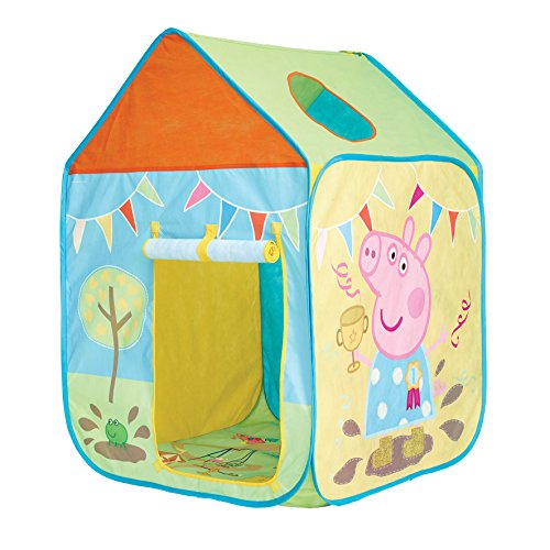 Peppa Pig Pop Up Play Tent from Peppa Wutz