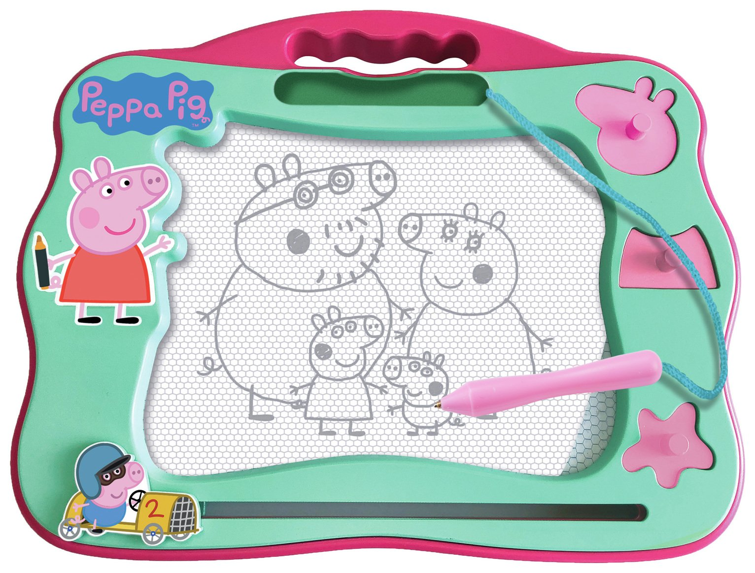 Peppa Pig Magna Doodle from Peppa pig