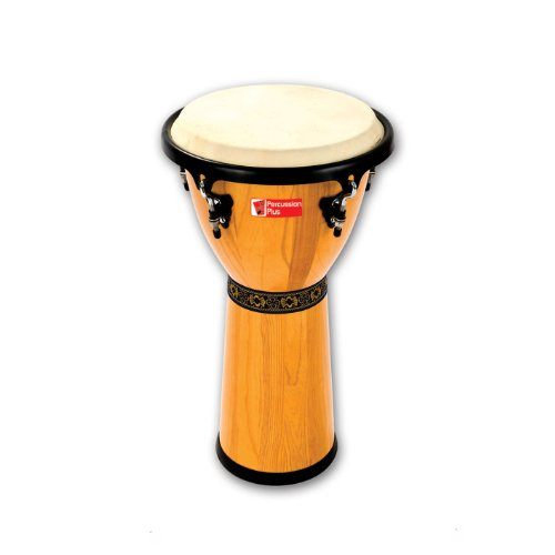 Percussion Plus Natural Djembe from Percussion Plus