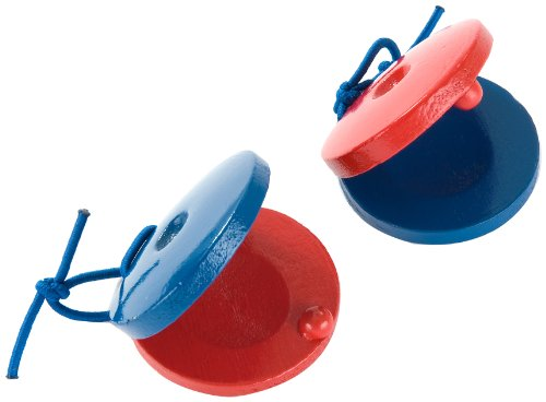 Percussion Plus Wooden Finger Castanets from Percussion Plus