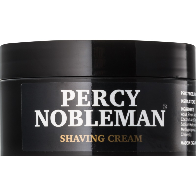 Percy Nobleman Shave Shaving Cream 175 ml from Percy Nobleman