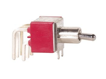 Perel Horizontal 139717 Rocker Switch, Dpdt from Perel