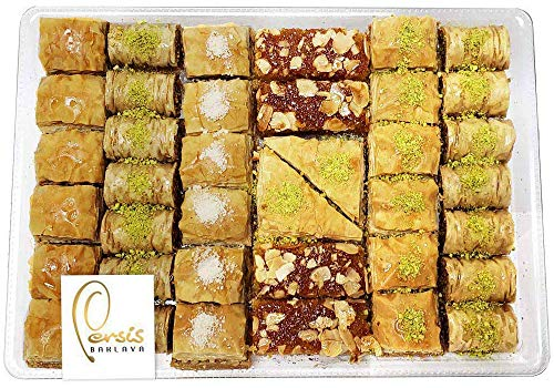 Persis Premium Baklava Assorted Tray - 1kg from Persis