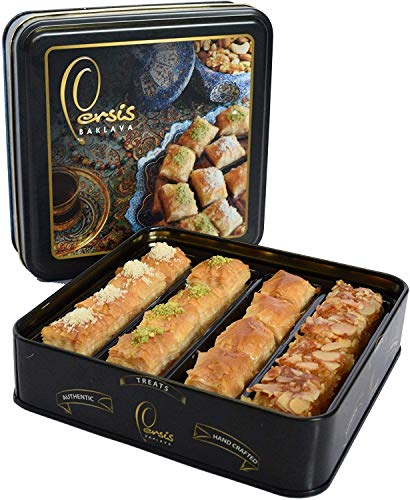 Persis Baklava Assorted TIN 350g from Persis