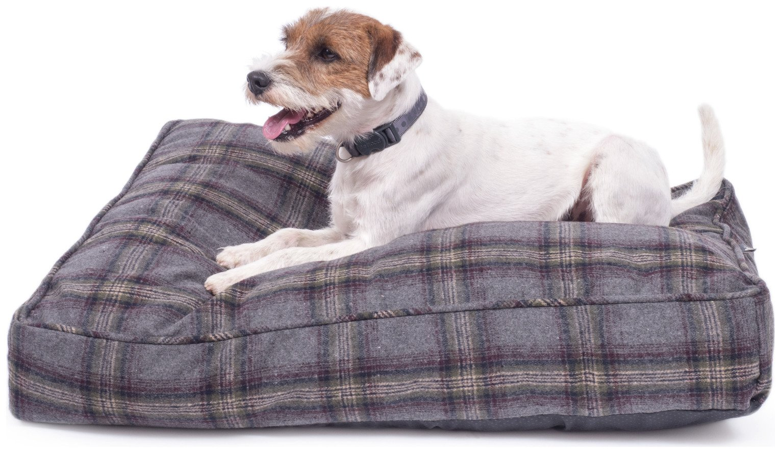 Petface Grey Tweed Mattress Pet Bed - Medium from Petface