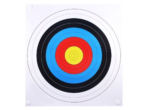 Archery Target Faces 10 x 60cm from Petron