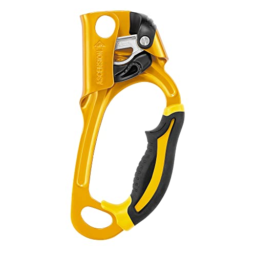 Petzl Adults ascenders Ascension, Gold, B17ARA from Petzl