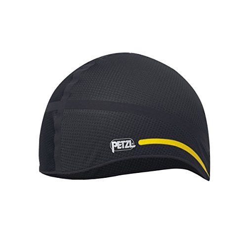 Petzl Hat Liner 1 Helmet Black/Yellow, M/L from Petzl