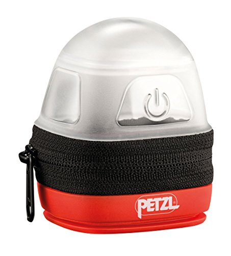 Petzl Unisex Noctilight Protective Carrying Case, Red, One from Petzl