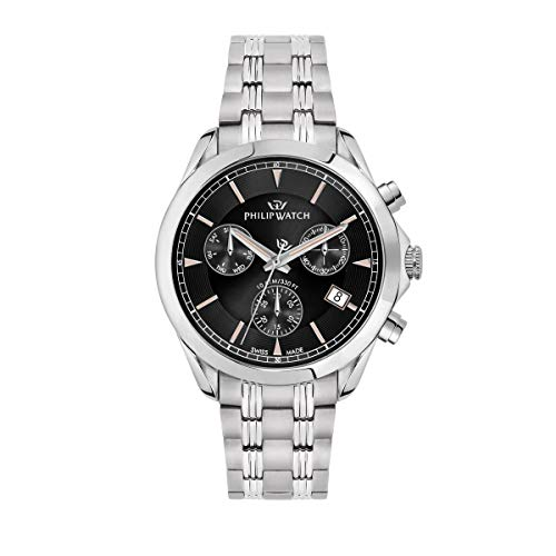 Philip Watch Men's Watch, Blaze Collection, Chronograph, Made of Stainless Steel - R8273665004 from Philip Watch