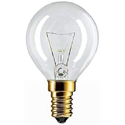 Philips 40W 240V E14 SES P45 Oven GLS Incandescent Appliance Bulb from Signify