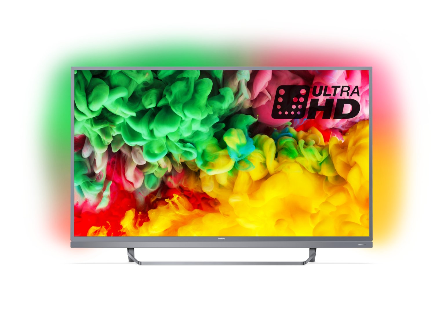 Philips 55PUS6803 55 Inch Smart UHD AmbilightTV with HDR from Philips