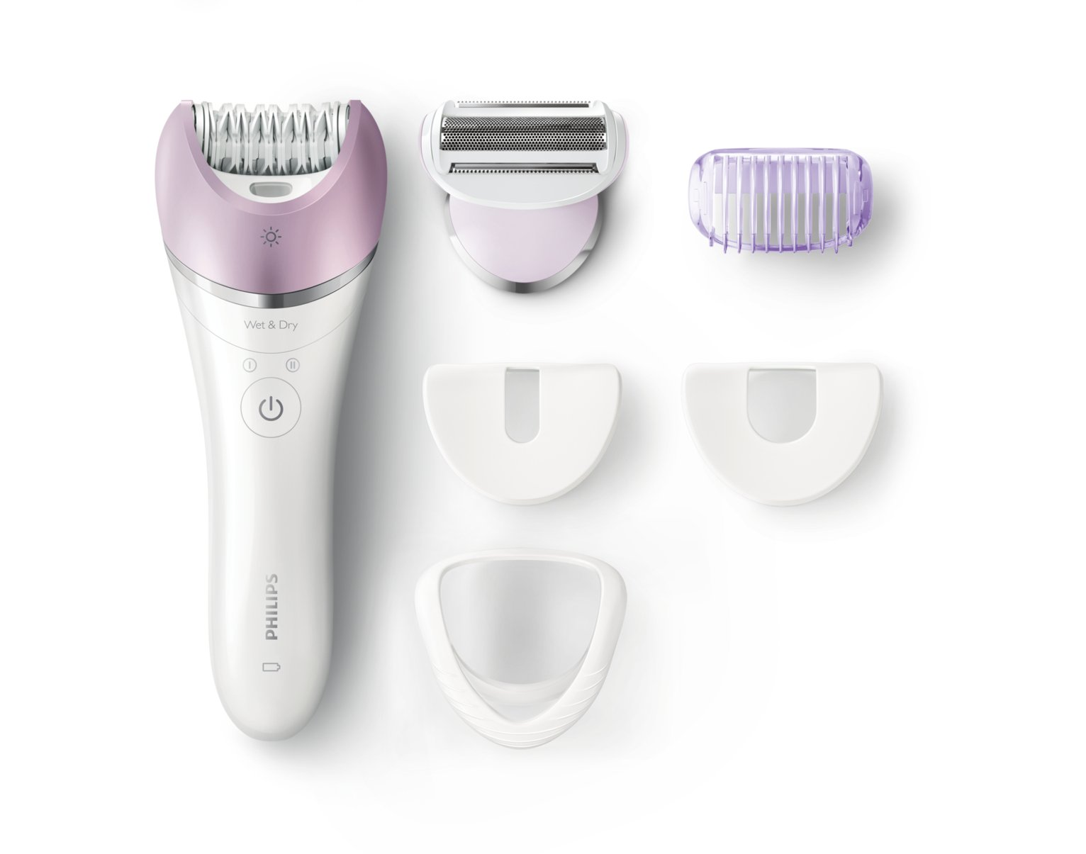 Philips Satinelle Advanced Wet and Dry Cordless Epilator from Philips