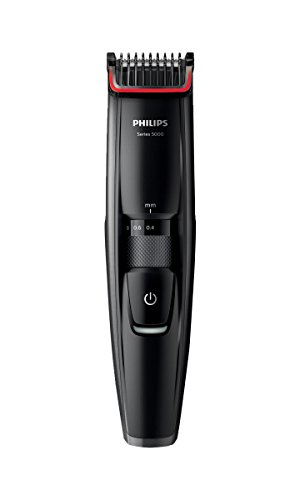 Philips Series 5000 Beard and Stubble Trimmer with Full Metal Blades - BT5200/13 from Philips