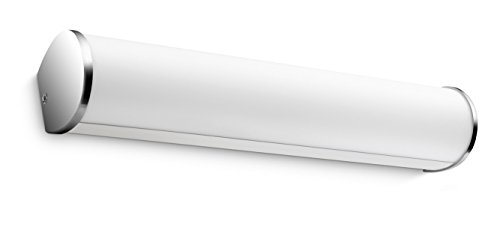 Philips myBathroom Fit LED Wall Lamp, 2 x 2.5 W Integrated LED - Chrome from Philips
