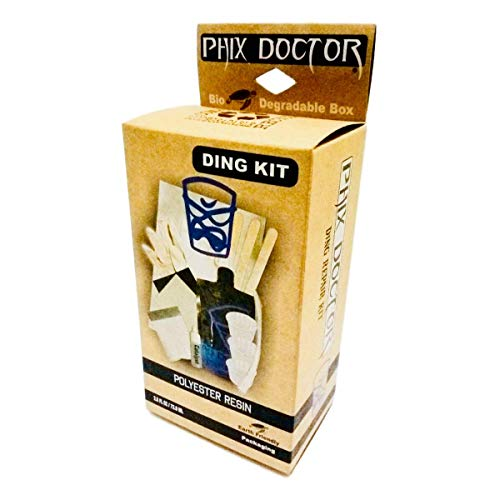Phix Doctor Polyester Surfboard Ding Repair Kit - Standard from PhixDoctor