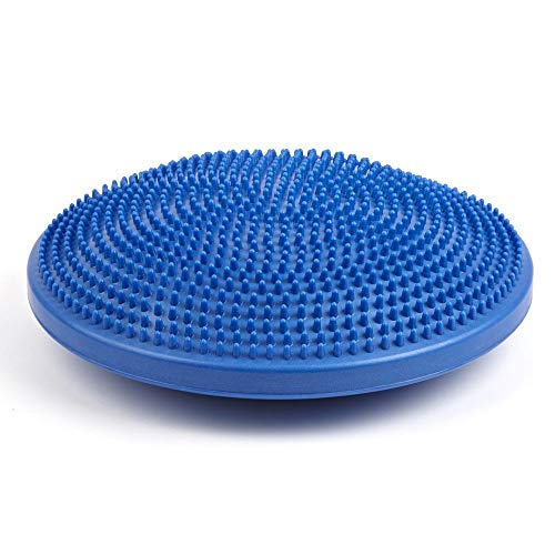 PhysioRoom NEW Air Stability Wobble Balance Rehab Cushion 35cm - ADHD, Improves Posture, Core Training, Anti-Slip Surface, Supports Muscle, Comfortable, Encourages Active Sitting for Kids, Child Friendly - AB305107 from PhysioRoom
