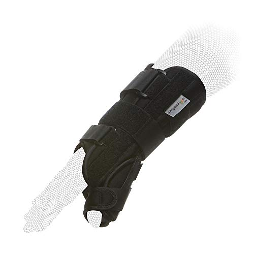 PhysioRoom Wrist Brace with Thumb Splint - Wrist Support, Thumb Support from PhysioRoom