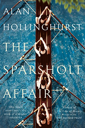 The Sparsholt Affair from Picador