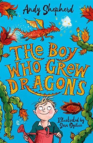 The Boy Who Grew Dragons from Piccadilly Press