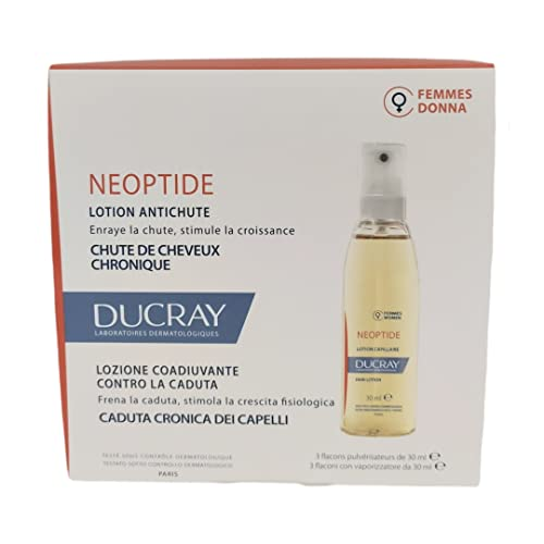 Ducray Neoptide Anti-Hair Loss Treatment 3 x 30ml from Ducray