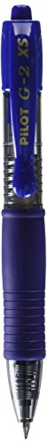 Pilot G207 Pixie Retractable Gel Rollerball 0.7 mm Tip (Box of 12) - Blue from Pilot