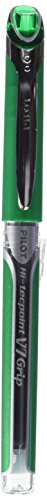 Pilot V7 Grip Liquid Ink Rollerball 0.7 mm Tip (Box of 12) - Green from Pilot
