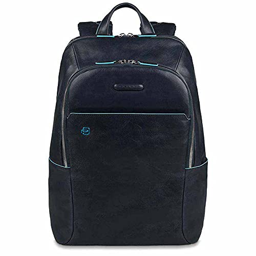 Piquadro  School Backpack, Blue from Piquadro