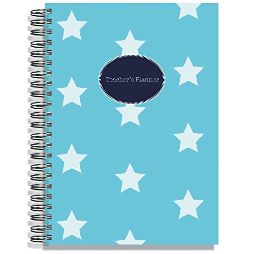 Pirongs A4 Teachers' Planner 5 Lesson - Stars Edition from Pirongs