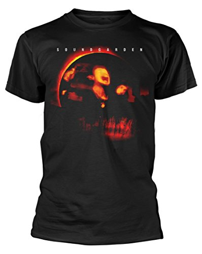 Plastic Head Soundgarden 'Superunknown' T-Shirt (Medium) Black from Plastic Head
