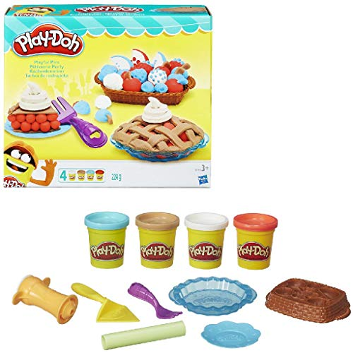 Play-Doh Playful Pies Set from Play-Doh