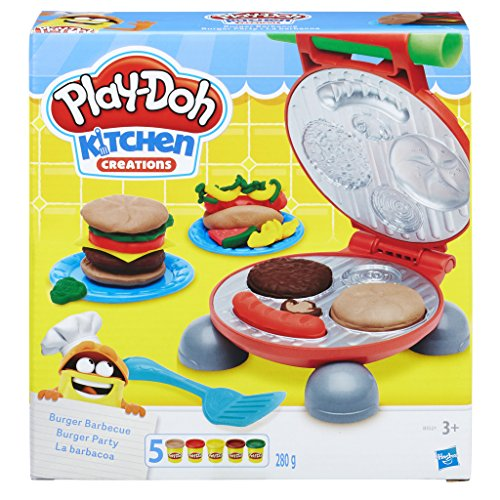 Play-Doh Burger Barbecue Set from Play-Doh