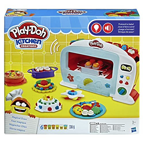 PLAY-DOH Kitchen Creations Magical Oven Set from Play-Doh