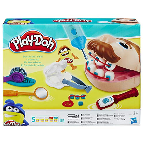 Play-Doh Doctor Drill 'n Fill Set from Play-Doh