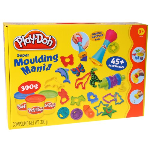 Play-Doh Moulding Mania from Play-Doh