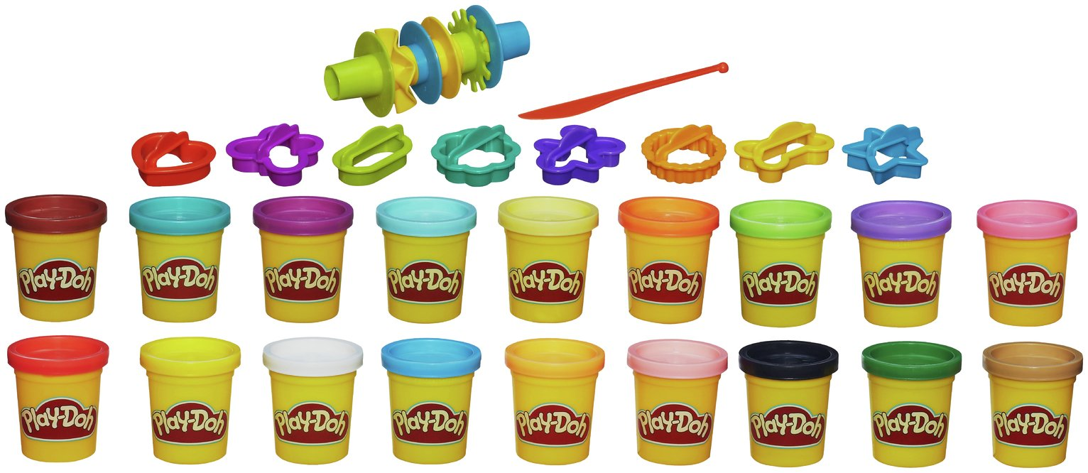 Play-Doh - Super Colour Kit from Play-Doh