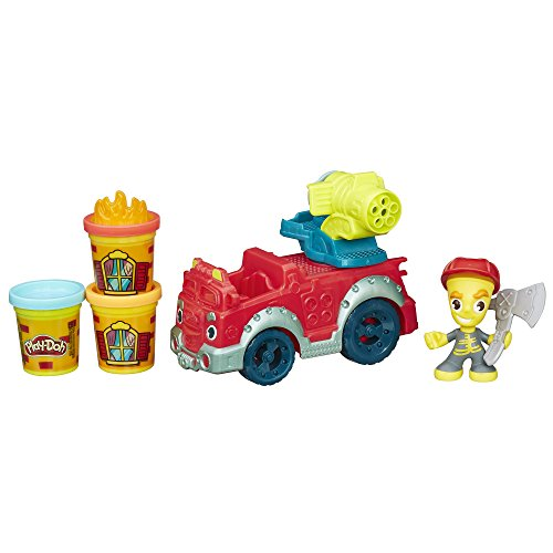Play-Doh Town Fire Truck from Play-Doh