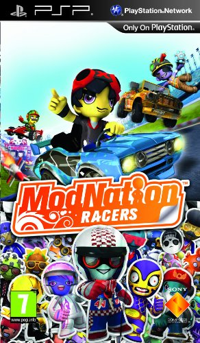 Modnation Racers (Sony PSP) from PlayStation
