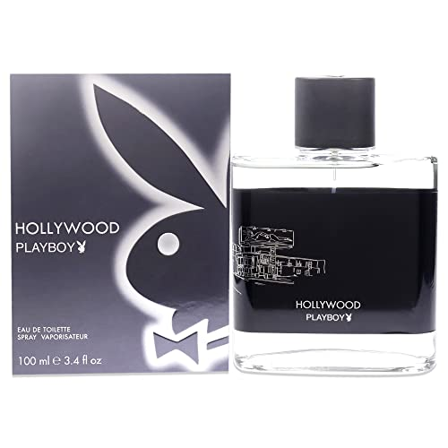 Playboy Hollywood Men Eau De Toilette, 100 ml from Playboy
