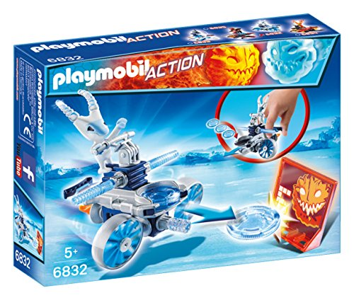 Playmobil 6832 Frosty with Disc Shooter from Playmobil