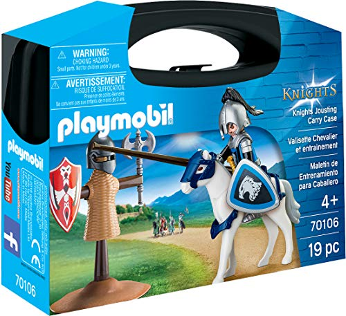Playmobil 70106 Knights Jousting Carry Case from Playmobil