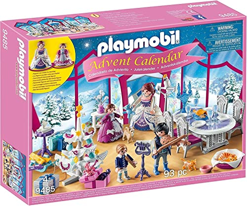 Playmobil 9485 Advent Calendar - Christmas Ball with Rotating Platform from Playmobil