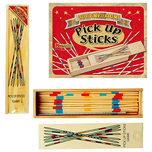 Pick Up Sticks Game from Playwrite