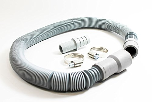 1.5m Drain Hose Extension For Washing Machines & Dishwashers from Plumbbest
