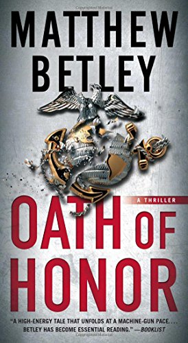 Oath of Honor: A Thriller (Logan West Thrillers) from Pocket Books